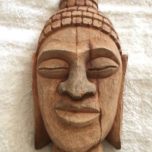 Other - Asian head vintage piece